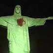 У статуи Христа в Рио забилось сердце