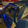 Смертельное ДТП в Минске: водитель влетел в осветительную мачту – погиб пассажир