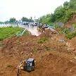 Наводнение в Китае: восемь человек погибли