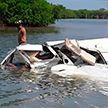 Самолёт с туристами разбился в Гондурасе