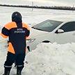 Кубань замело: более 700 автомобилей застряли в снежных заторах в Краснодарском крае