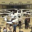 Немецкая компания провела демонстрационный полет электрического пассажирского беспилотника с вертикальным взлетом
