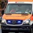 В Германии автомобиль въехал в толпу пешеходов. Два человека погибли