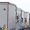 Опять фуры на границе: выезда из Беларуси в Литву ожидает около 500 большегрузов