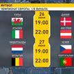 На чемпионате Европы по футболу определились все участники 1/8 финала