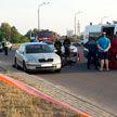 Мотоциклист погиб, врезавшись в припаркованное авто в Гомеле