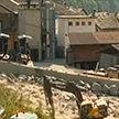 Мощный оползень отрезал альпийскую деревню от всего остального мира