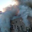 Пожар в Одесском колледже: погибла 17-летняя студентка