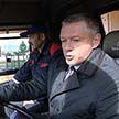 Тест-драйв 450-тонного самосвала БелАЗ в исполнении ведущего «Контуров»
