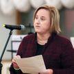 Джули Фишер – вероятная кандидатура посла США в Беларуси: как развивался белорусско-американский диалог
