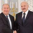 Саркисян позвонил Лукашенко и рассказал о ситуации в Нагорном Карабахе