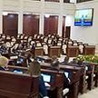Визовое соглашение с Евросоюзом, правка кодексов и непростое время: в Минске стартовала весенняя сессия парламента