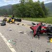 Тела разбросаны по шоссе. Байкеры столкнулись с пикапом в США: семеро погибших