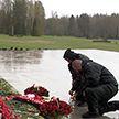 «Дорога героического огня»: через Беларусь прошла акция, которая собрала мотоциклистов разных стран