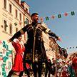 «Тбилисоба» в центре Минска: танцы, грузинское многоголосие и кавказская кухня