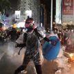 Суд Гонконга приговорил школьника к 40 месяцам тюрьмы за участие в беспорядках