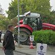 «Тракторный» протест предотвратили в Турции