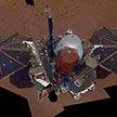 Аппарат InSight прислал первое селфи с Марса