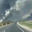 Лесной пожар произошёл в Брестской области: огонь уничтожил 12 строений