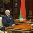 Президент принял с докладом председателя Госкомвоенпрома