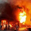 Взрыв на АЗС в Душанбе: столб огня достигал в высоту 50 метров