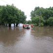 Наводнение в Украине названо рекордным за последние 12 лет. Погибли три человека
