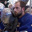 Рыцари и прекрасные дамы: в Москве прошел чемпионат мира по средневековым историческим боям «Кубок Динамо»