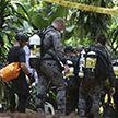 Видео спасения детей из пещеры в Таиланде разместили в Сети
