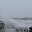 Беларусь оказалась в области мощного атлантического циклона «Сиара»