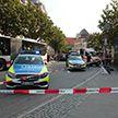 Неизвестный атаковал прохожих в Германии