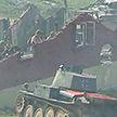 День танкиста: реконструкция боя за Ельню прошла на Линии Сталина