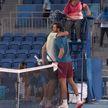 Александр Зверев завоевал олимпийское золото теннисного турнира в мужском одиночном разряде