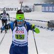 Белорусская команда заняла 13-е место в смешанной эстафете на ЧМ по биатлону в шведском Эстерсунде