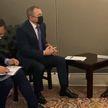 Владимир Макей принял участие в сессии Генассамблеи ООН