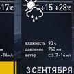 Прогноз погоды на 3 сентября: по всей стране пройдут дожди