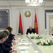 Лукашенко встретился с руководителями крупнейших государственных СМИ