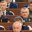 Лукашенко: «Не стремитесь под Минском кусок земли отхватить. Не будет этого, я запретил!»