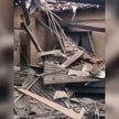 Ракета, выпущенная из сектора Газа, угодила в жилой дом под Тель-Авивом: известно о семи пострадавших