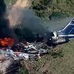 Пассажиры спаслись из горящего самолета в Техасе