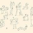 Зеленский анонсировал издание Конституции Украины для детей и показал рабочие эскизы