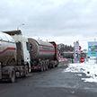 Продолжается транспортный коллапс в пункте пропуска «Новая Гута» на белорусско-украинской границе