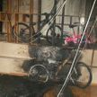Вахтер барановичского общежития пострадала из-за попытки самостоятельно потушить пожар