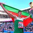 II Европейские игры: на стадионе «Динамо» состоялись финальные соревнования у легкоатлетов в командном виде