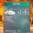 Прогноз погоды на 13 ноября