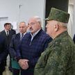 Александр Лукашенко посетил Витебскую область. В центре внимания – военно-промышленный комплекс