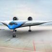 Уникальный дизайн самолёта Flying-V представили в нидерландской авиакомпании KLM