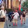 Украинские националисты избили белорусов в Киеве. У одного пострадавшего – серьёзные травмы