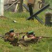 Реконструкцию событий первых дней войны провели на Линии Сталина