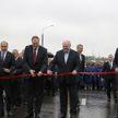 Лукашенко открыл мост Восточный в Гродно
