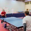 Турнир по настольному теннису между хирургами-трансплантологами и их пациентами прошел  в Минске